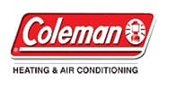 Coleman heating and air company logo